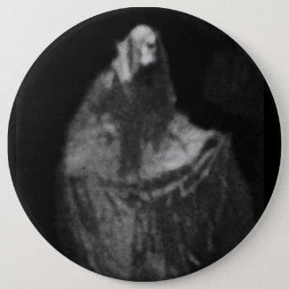 Bóton Redondo 15.24cm Susto gótico