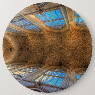 Bóton Redondo 15.24cm Teto da abadia do banho