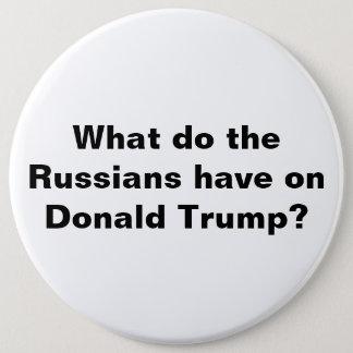 Bóton Redondo 15.24cm Trunfo e botão de Rússia