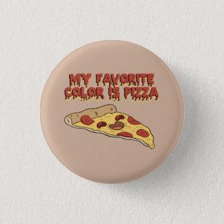 Bóton Redondo 2.54cm A cor favorita é botão da pizza
