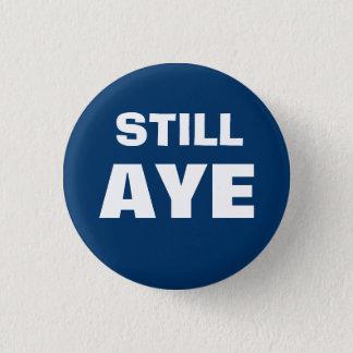Bóton Redondo 2.54cm Ainda Aye crachá escocês do botão da independência