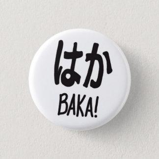 Bóton Redondo 2.54cm Baka, botão,