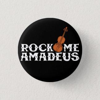 Bóton Redondo 2.54cm Balance-me botão clássico do dom da música rock de