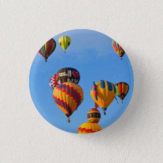 Bóton Redondo 2.54cm Balões 6788 que ascensão