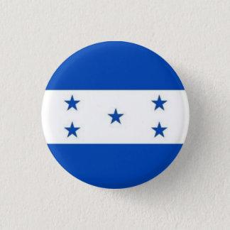 Bóton Redondo 2.54cm Bandeira de Honduras