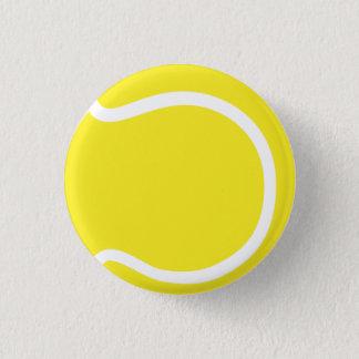 Bóton Redondo 2.54cm Bola de tênis pequena, 1 botão redondo da polegada