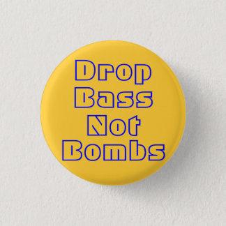 Bóton Redondo 2.54cm Bombas do baixo da gota não