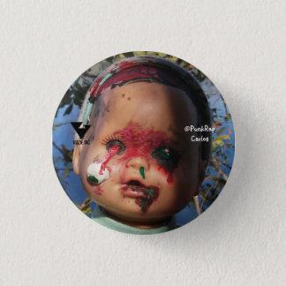 Bóton Redondo 2.54cm Botão #2 de Carlos