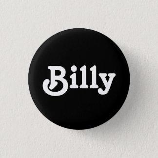Bóton Redondo 2.54cm Botão Billy