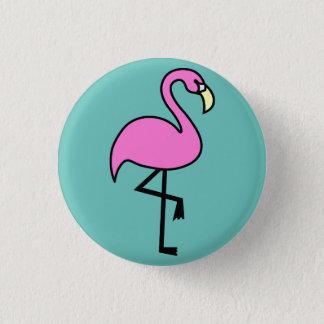 Bóton Redondo 2.54cm Botão cor-de-rosa bonito do Pin do crachá do