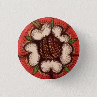 Bóton Redondo 2.54cm Botão cor-de-rosa de Tudor