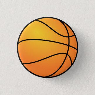 Bóton Redondo 2.54cm Botão da bola da cesta