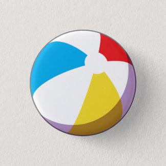 Bóton Redondo 2.54cm Botão da bola de praia
