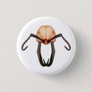 Bóton Redondo 2.54cm Botão da formiga de exército