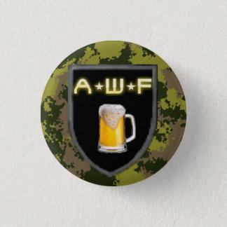 Bóton Redondo 2.54cm Botão de AWF
