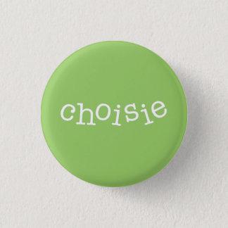 Bóton Redondo 2.54cm Botão de Choisie