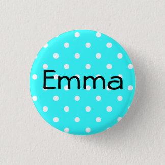 Bóton Redondo 2.54cm Botão de Emma