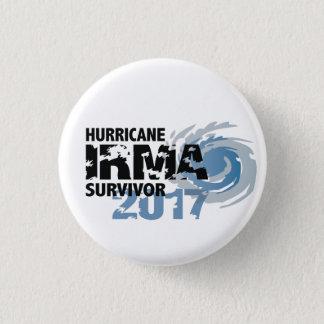 Bóton Redondo 2.54cm Botão de Florida 2017 do sobrevivente de Irma do