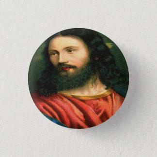 Bóton Redondo 2.54cm Botão de Jesus