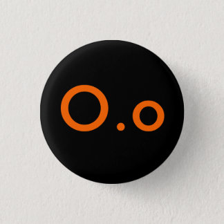 Bóton Redondo 2.54cm Botão de O.o