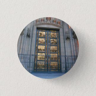 Bóton Redondo 2.54cm Botão de Pinback das portas de San Francisco
