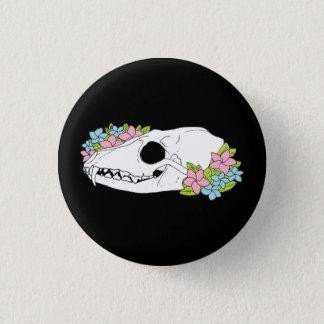 Bóton Redondo 2.54cm Botão decorado do Fox