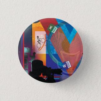 Bóton Redondo 2.54cm Botão do Auto-Visualização