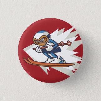 Bóton Redondo 2.54cm Botão do dom do esqui alpino de esportes de