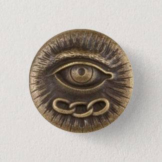 Bóton Redondo 2.54cm Botão do Doorknob dos companheiros impares