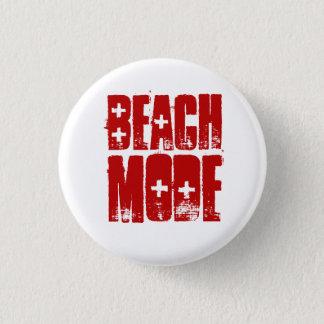 Bóton Redondo 2.54cm Botão do estilo da praia do modo da praia