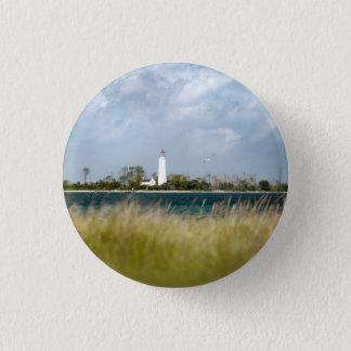 Bóton Redondo 2.54cm Botão do farol da ilha do quarto de preces