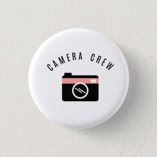 Bóton Redondo 2.54cm Botão do grupo de câmera