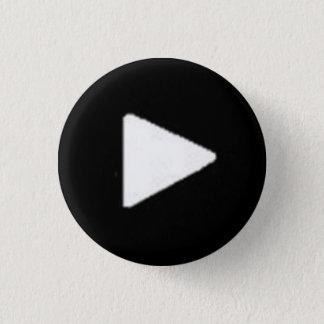 Bóton Redondo 2.54cm Botão do jogo