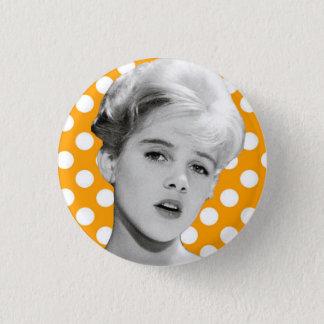 Bóton Redondo 2.54cm Botão do Nymphet de Sue Lyon