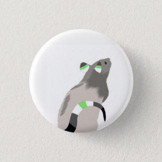 Bóton Redondo 2.54cm Botão do rato de Agender