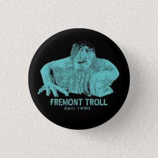 Bóton Redondo 2.54cm Botão do troll de Seattle Fremont