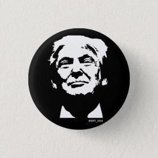 Bóton Redondo 2.54cm Botão do trunfo 2016 de Donald F'n (sem subtítulo)