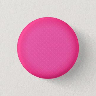 Bóton Redondo 2.54cm Botão dos desenhistas: Edição cor-de-rosa do