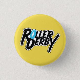 Bóton Redondo 2.54cm Botão genérico de Derby do rolo