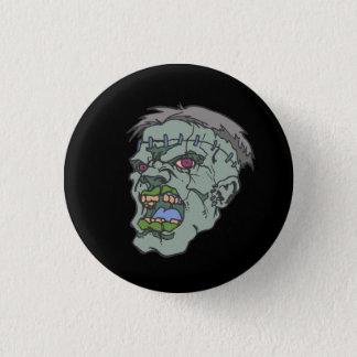 Bóton Redondo 2.54cm Botão gráfico novo de Frankenstein Pinback