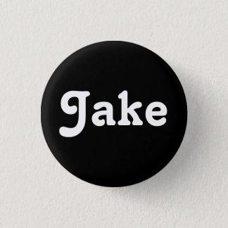 Bóton Redondo 2.54cm Botão Jake