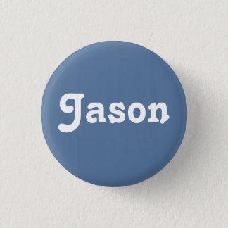 Bóton Redondo 2.54cm Botão Jason