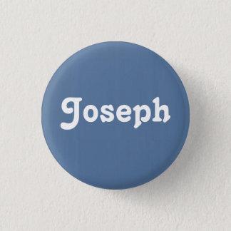 Bóton Redondo 2.54cm Botão Joseph