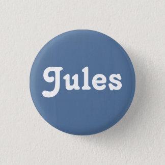 Bóton Redondo 2.54cm Botão Jules