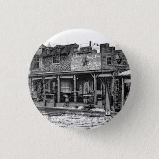 Bóton Redondo 2.54cm botão ocidental da cidade