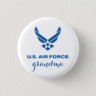 Bóton Redondo 2.54cm Botão orgulhoso do Pin da avó da força aérea dos