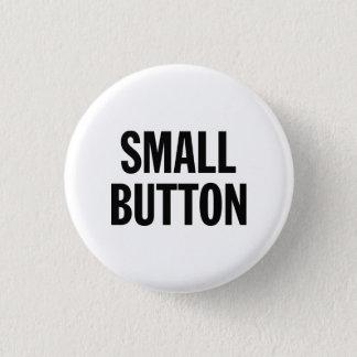Bóton Redondo 2.54cm Botão pequeno genérico