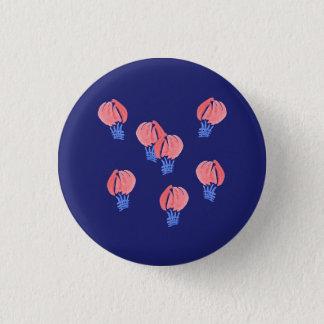 Bóton Redondo 2.54cm Botão redondo pequeno dos balões de ar