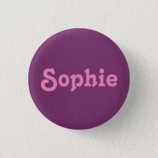 Bóton Redondo 2.54cm Botão Sophie