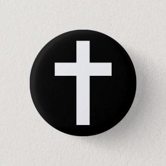 Bóton Redondo 2.54cm Botão transversal
